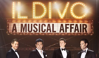 Il Divo tickets at Ericsson Globe in Stockholm