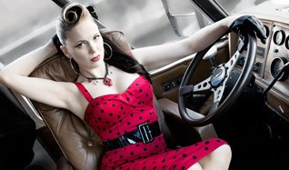 Imelda May tickets at El Rey Theatre in Los Angeles