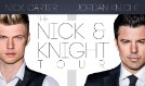 Jordan Knight & Nick Carter tickets at Trocadero Theatre in Philadelphia