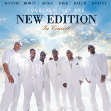 New Edition tickets at Arvest Bank Theatre at The Midland in Kansas City