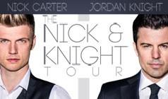 Jordan Knight & Nick Carter tickets at Showbox SoDo in Seattle