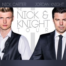 Nick Carter & Jordan Knight tickets at Royal Oak Music Theatre in Royal Oak