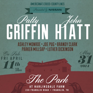 Patty Griffin and John Hiatt