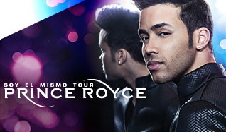 Prince Royce tickets at The Theater at Madison Square Garden in New York