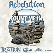 Rebelution tickets at King County's Marymoor Park in Redmond