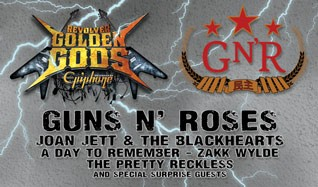 Revolver Golden Gods tickets at Club Nokia in Los Angeles