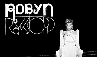 Robyn + Röyksopp tickets at King County's Marymoor Park in Redmond