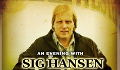 Sig Hansen tickets at Keswick Theatre in Glenside