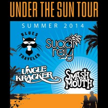 Smash Mouth, Sugar Ray,  Blues Traveler, Uncle Kracker tickets at The Mountain Winery in Saratoga