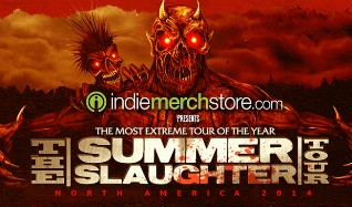 Summer Slaughter Tour tickets at Trocadero Theatre in Philadelphia