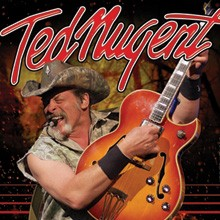 Ted Nugent tickets at Gothic Theatre in Englewood
