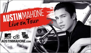 Austin Mahone Live on Tour tickets at Nokia Theatre L.A. LIVE in Los Angeles