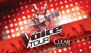 The Voice Tour tickets at The Joint at Hard Rock Hotel & Casino Las Vegas in Las Vegas