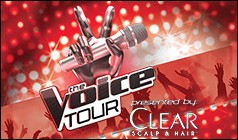 The Voice Tour tickets at Comerica Theatre in Phoenix