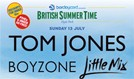 Tom Jones tickets at Hyde Park in London