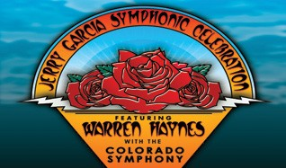 Jerry Garcia Symphonic Celebration featuring Warren Haynes with The Colorado Symphony tickets at Red Rocks Amphitheatre in Morrison