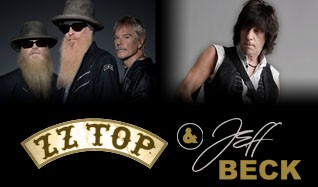 ZZ Top & Jeff Beck tickets at St. Augustine Amphitheatre in St. Augustine