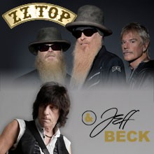 ZZ Top & Jeff Beck tickets at The Joint at Hard Rock Hotel & Casino Las Vegas in Las Vegas