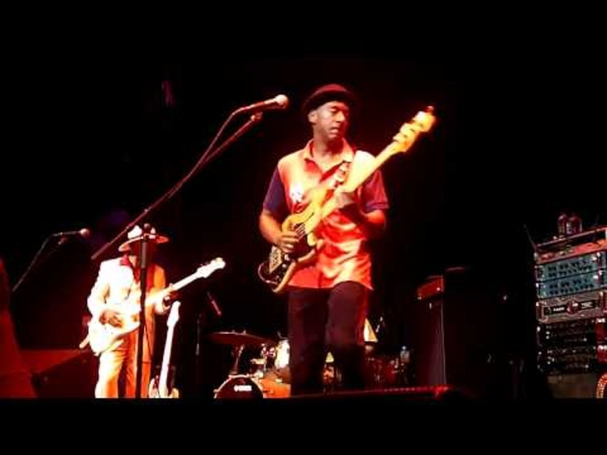 Marcus Miller redefines jazz by stepping outside, above and beyond traditions