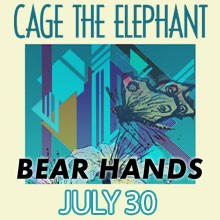 Cage the Elephant tickets at Starland Ballroom in Sayreville