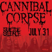 Cannibal Corpse tickets at Starland Ballroom in Sayreville