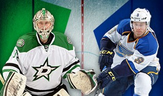 Dallas Stars vs. St. Louis Blues tickets at Sprint Center in Kansas City