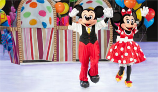 Disney On Ice tickets at The Arena at Gwinnett Center in Duluth