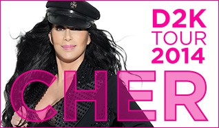 Cher tickets at Prudential Center in Newark