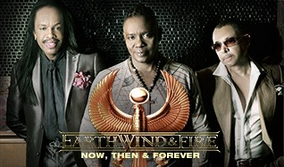 Earth, Wind & Fire tickets at The Mountain Winery in Saratoga