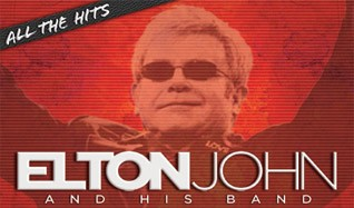 Elton John tickets at SAP Center at San Jose in San Jose