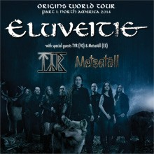 Eluveitie tickets at Mill City Nights in Minneapolis