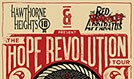 Hawthorne Heights and The Red Jumpsuit Apparatus tickets at El Rey Theatre in Los Angeles