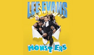 Lee Evans tickets at The SSE Arena, Wembley in London