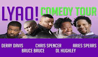 LYAO Comedy Show tickets at Citizens Business Bank Arena in Ontario