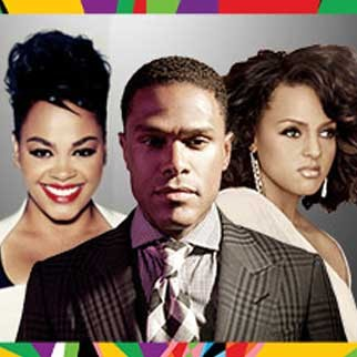 Maxwell and Jill Scott