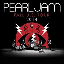 Pearl Jam tickets at Pepsi Center in Denver