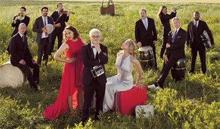 Pink Martini tickets at Keswick Theatre in Glenside