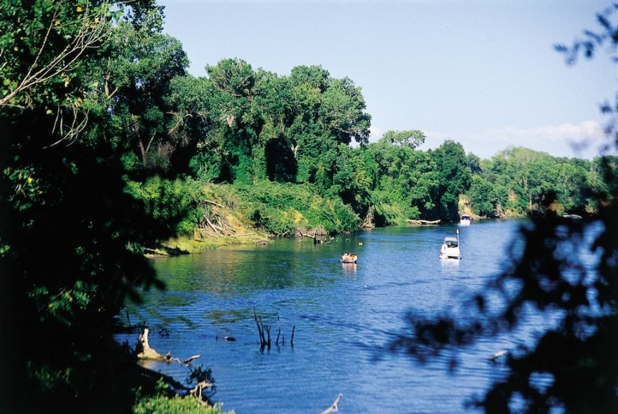 Best spots to hop on the american river parkway in for Sacramento river fishing spots