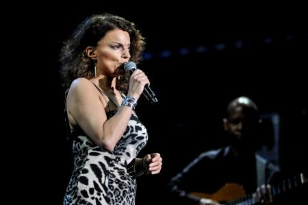 "Italian jazz singer Roberta Gambarini's time has more than come. She put out a 2010 Grammy-nominated album, ""So In Love,"" her third, which i"