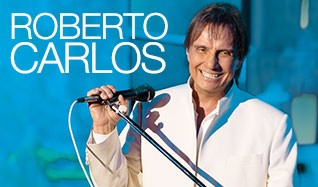 Roberto Carlos tickets at Radio City Music Hall in New York City