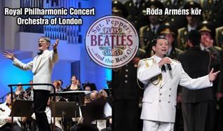 Royal Philharmonic Concert Orchestra of London & Alexandrov Ensemble – Röda arméns kör - INSTÄLLT tickets at Ericsson Globe in Stockholm