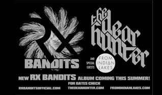 RX Bandits and The Dear Hunter tickets at Best Buy Theater in New York
