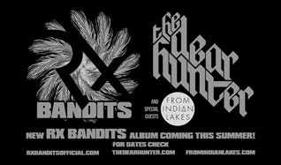 RX Bandits and The Dear Hunter tickets at Fonda Theatre in Los Angeles