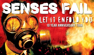 Senses Fail tickets at Trocadero Theatre in Philadelphia
