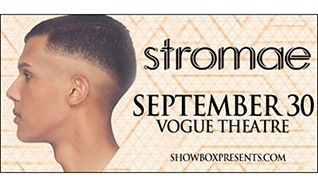 Stromae tickets at Vogue Theatre in Vancouver