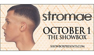 Stromae tickets at The Showbox in Seattle