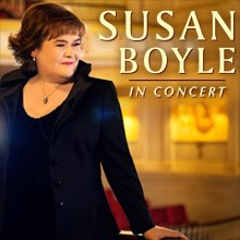 Susan Boyle tickets at Arvest Bank Theatre at The Midland in Kansas City