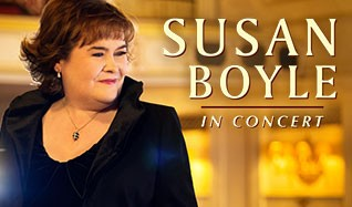 Susan Boyle tickets at SHN Orpheum Theatre in San Francisco
