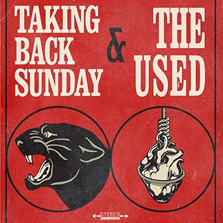 Taking Back Sunday and The Used