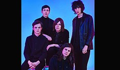 The Horrors tickets at The Mayan in Los Angeles